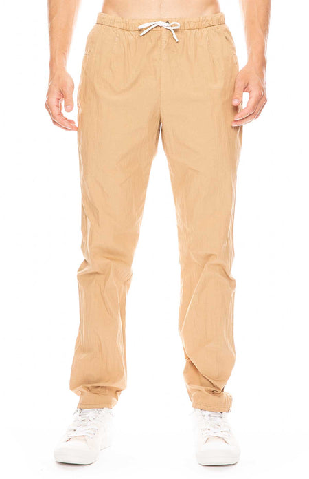 Poplin Travel Trouser