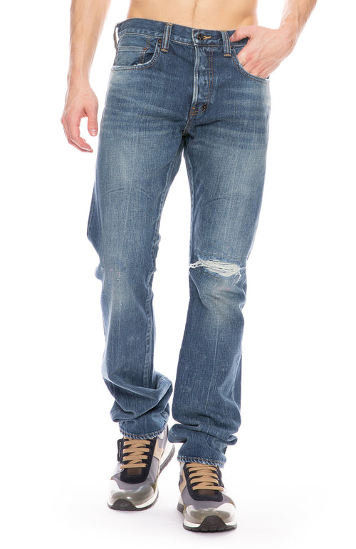 Demon Tapered Skinny Jean in Nishio
