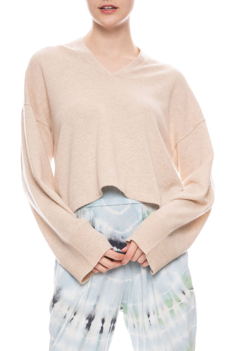 Paris Cashmere Sweater