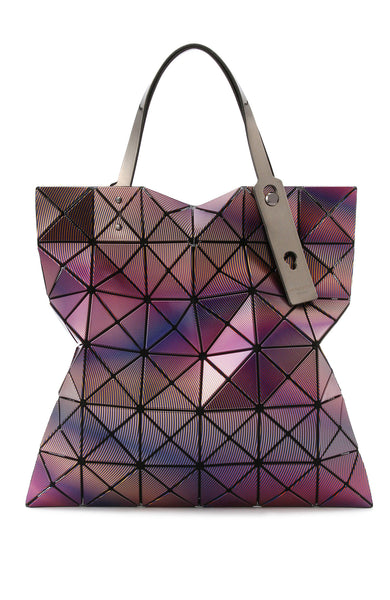 Bao Bao Issey Miyake Phase Lucent Tote in Pink at Ron Herman
