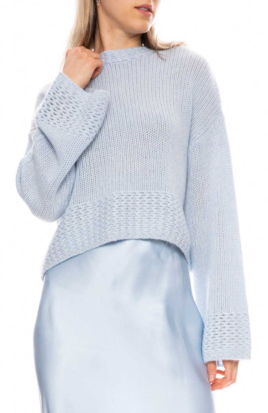 Phoenix Bell Sleeve Sweater