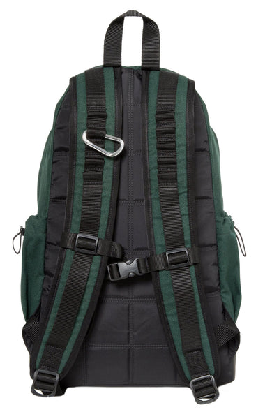 Eastpak Padded Rugged Backpack in Pine Green