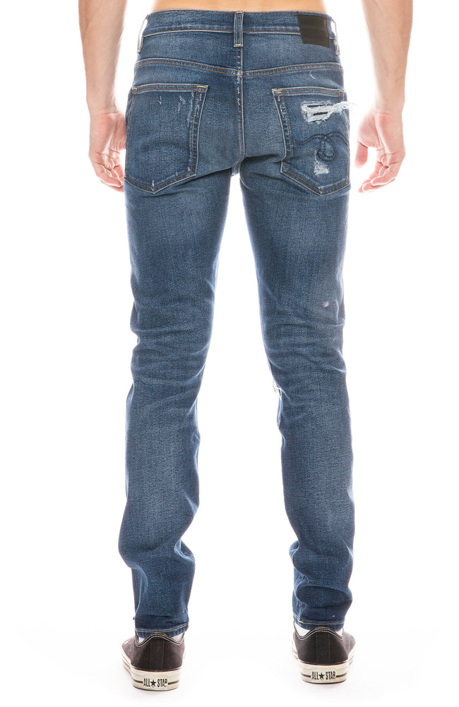 Boy Jean in Chance Blue