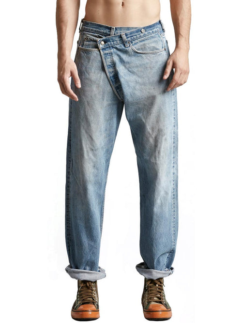 Cross Over Refurbished Jean