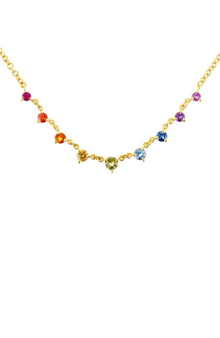 Rainbow Mini Starstruck Necklace
