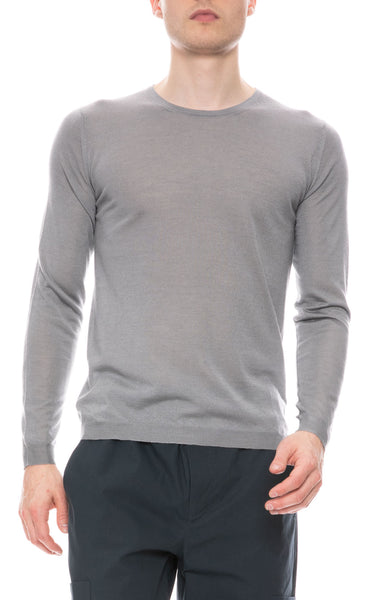 Cashmere Silk Blend Sweater