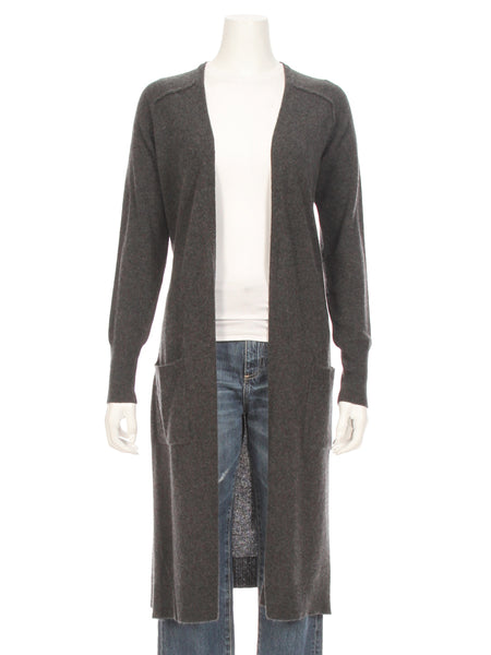 Exclusive Long Sweater Coat