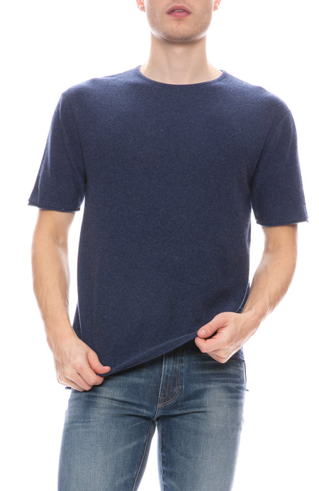 Exclusive Cashmere Sweater Tee