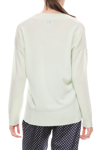Rhoda V-Neck Cashmere Sweater