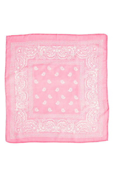 Bandana Printed Neckerchief
