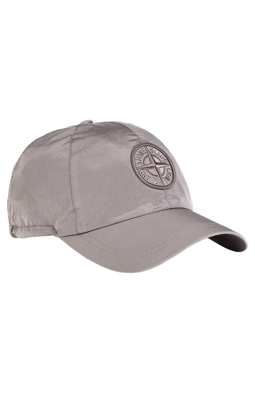 Stone Island Nylon Metal Hat in Rose Quartz at Ron Herman