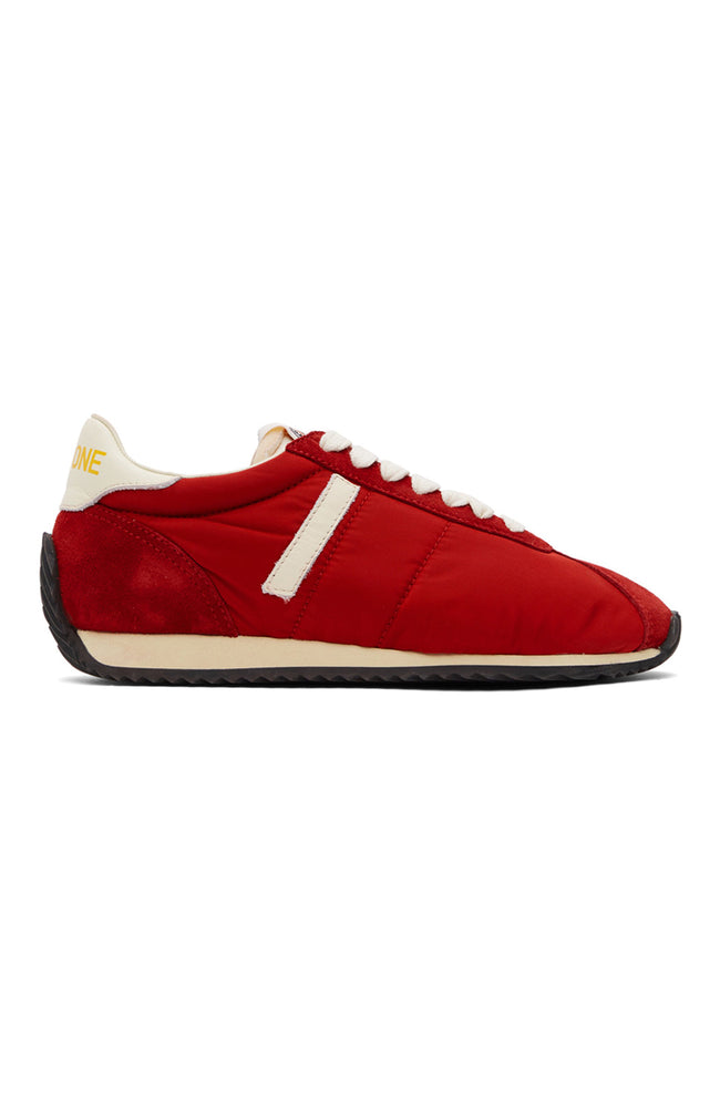RE/DONE 70's Running Sneakers - Red