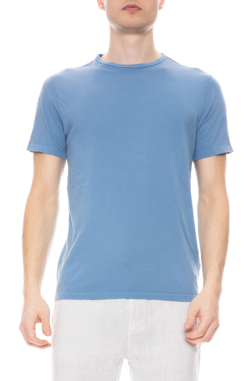 Pigment Dyed Ice Touch T-Shirt