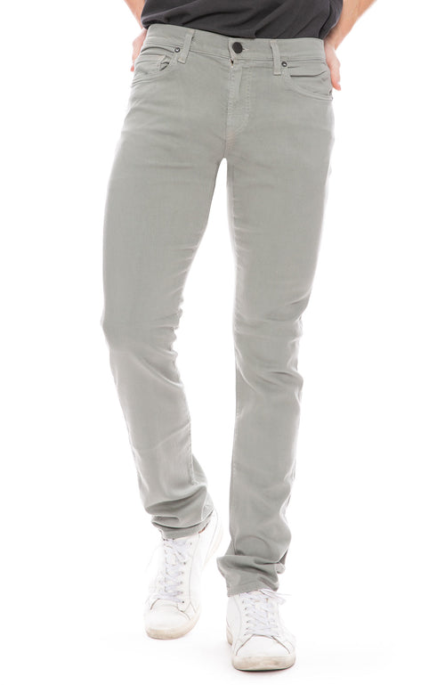 J Brand Mens Tyler Slim Fit Jean In Seriously Soft Sea Spray