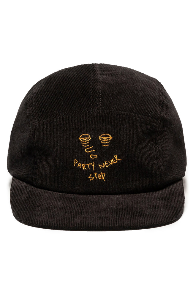 Party Never Stops Corduroy Hat