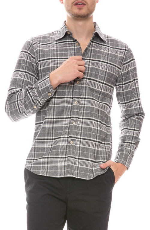 Siberia Plaid Shirt