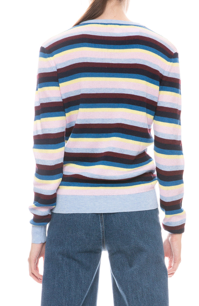 The Lucia Stripe Sweater