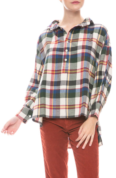 Painters Plaid Shirt