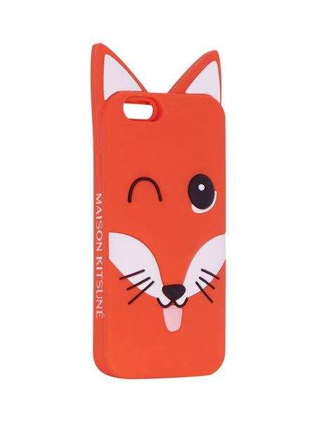 3D Fox Phone Case