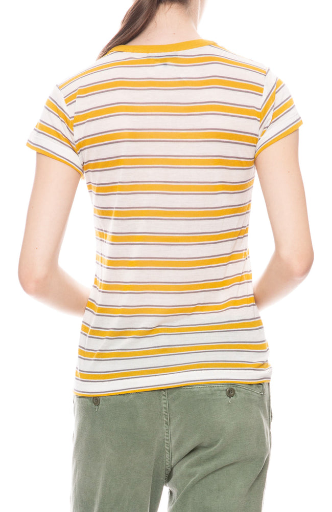 Avery Striped Short Sleeve T-Shirt