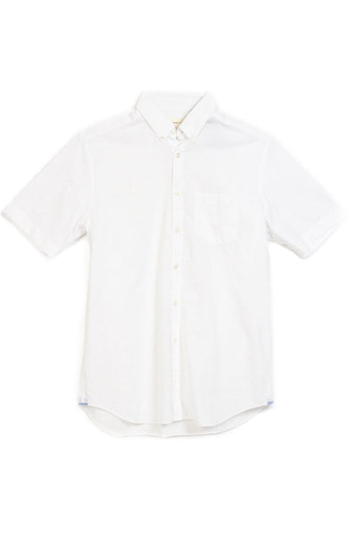 Exclusive Linen Short Sleeve Shirt