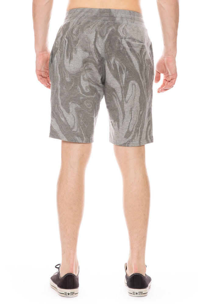 Vertical Dye Shorts