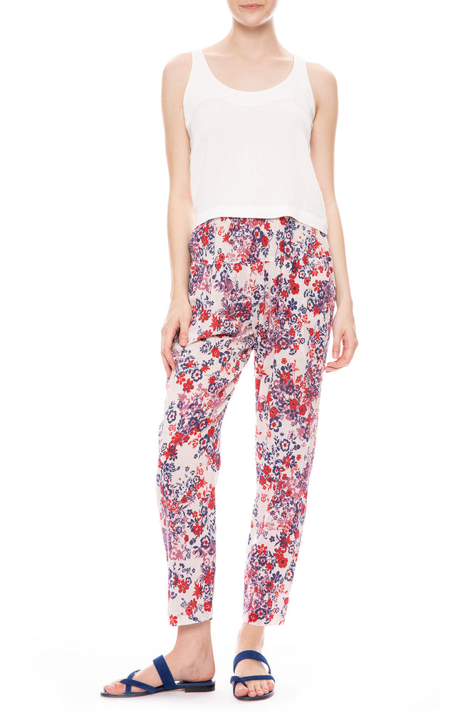 Payton Floral Pant in Stevie