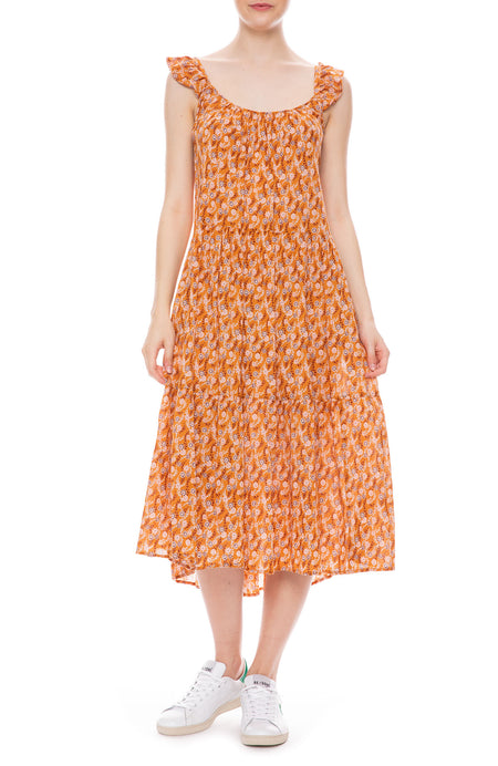Rumer Tiered Dress