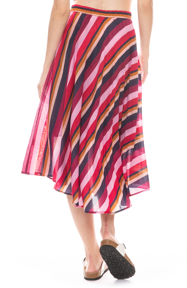 Sasha Stripe Skirt