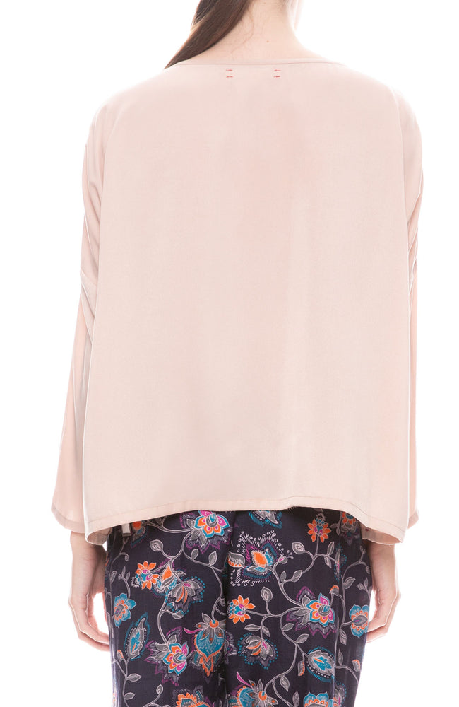 Tanner Japanese Silk Top