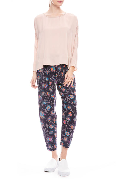 Peyton Cotton Silk Pant