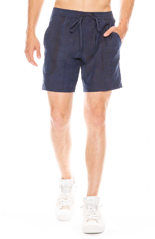 Blue Turtle Lounge Short
