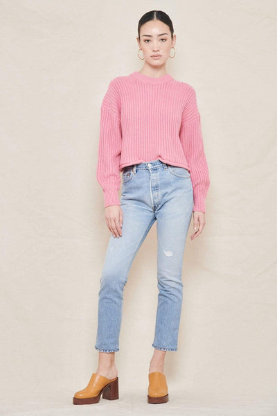 A.L.C. SWEATER PINK LADY / XS Lianne Sweater Image