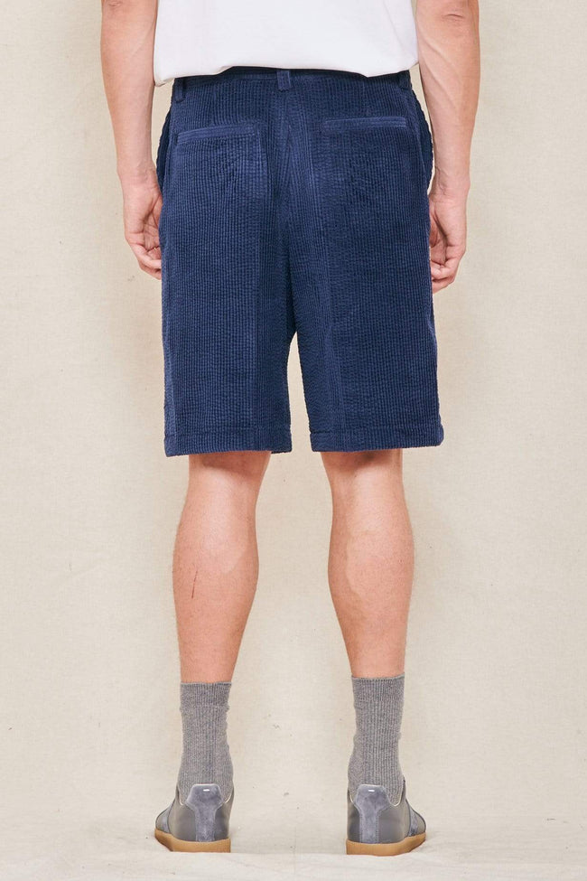 ACNE STUDIOS SHORTS Ross Corduroy Relaxed Shorts Image