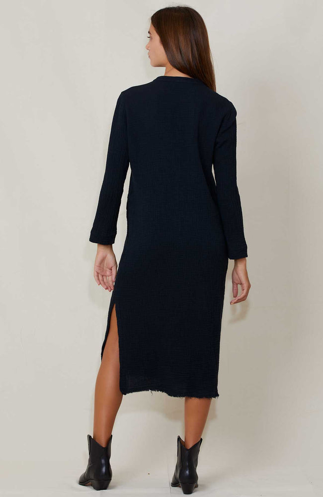 RAQUEL ALLEGRA Henley Dress
