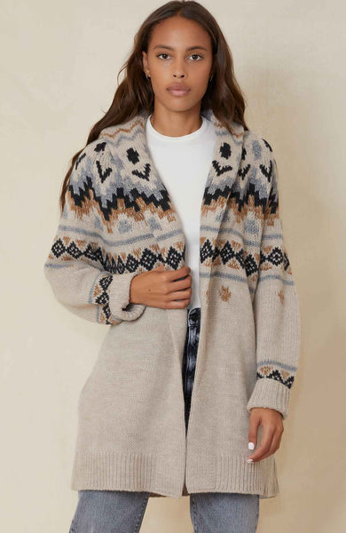360 CASHMERE Ratchell Wrap Sweater