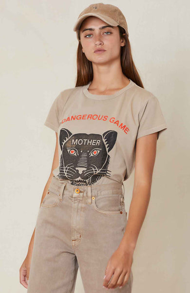 MOTHER THE BOXY GOODIE TEE