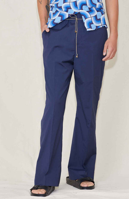 Juniper T Wash Cotton Trousers