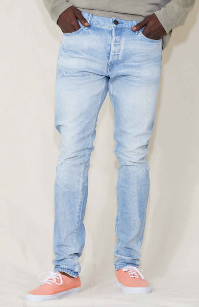 JOHN ELLIOTT COLLECTION JEANS CIRRUS / 28 The Cast 2 Cirrus Image