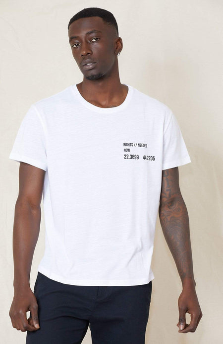 Rights Recycled Tee