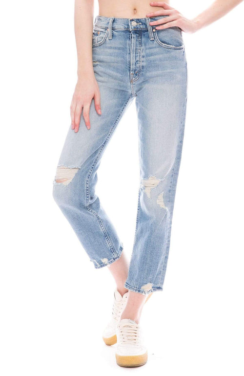 MOTHER DENIM THE CONFESSION / 23 Tomcat Skinny Taper Jean in the Confession Image