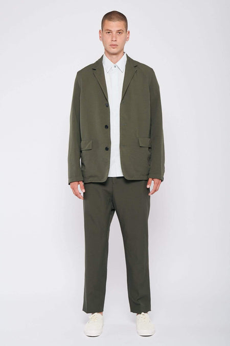 Kern Jacket With Lapel