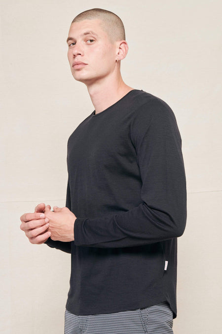 Long Sleeve Merino Shirt