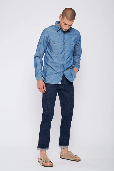 107 Ivy Fit Selvedge Denim