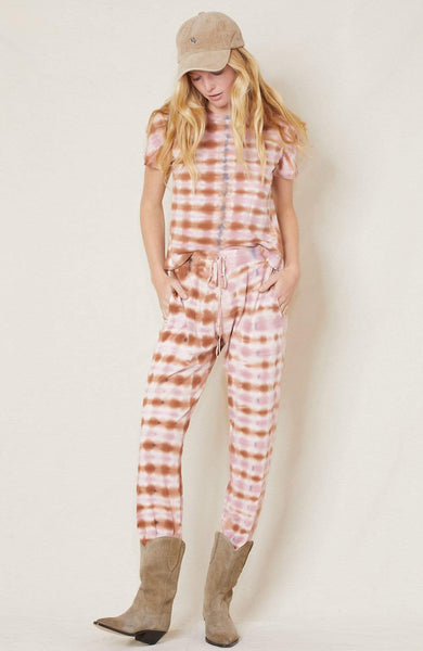 RAQUEL ALLEGRA LOUNGEPANT TIGER / 0 Tie Dye Tiger Pant Image