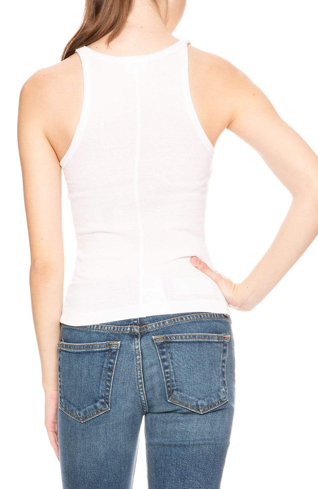 RE/DONE TANK TOP Ribbed Tank Image