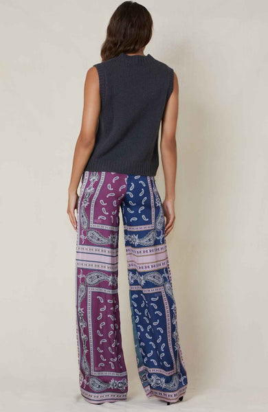 ROKH PANTS Printed Trousers Image
