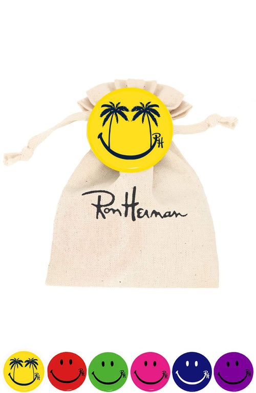 RON HERMAN ACCESSORY PALM / O/SZ Ron Herman Smile Pin Packs Image