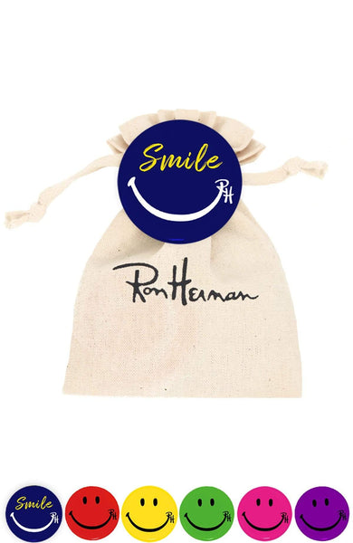 RON HERMAN ACCESSORY SMILE / O/SZ Ron Herman Smile Pin Packs Image
