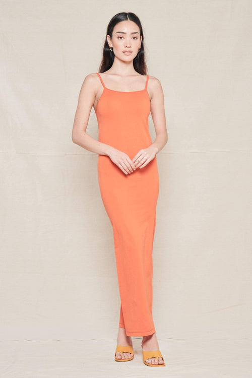SIMON MILLER DRESS CORAL / XS/S Anders Dress Image